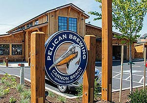 Pelican Brewing Company Cannon Beach