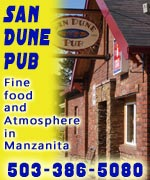 With a historical, even slight maritime vibe, the San Dune Pub is a classy staple among locals, regulars and tourists alike.