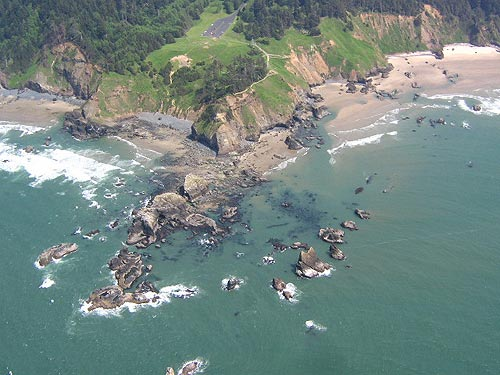Oregon Coast State Parks: Holiday Access is Free, Trail Work