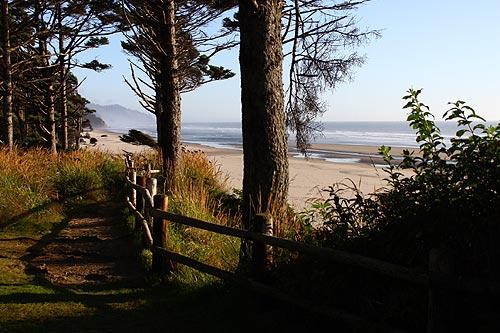 Cannon Beach Arcadia State Recreation Site Video Virtual Tour Of Oregon Coast
