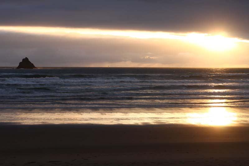 Oregon Coast Beach Connection - cover