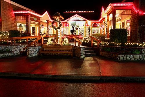 Cannon Beach Downtown Ping Oregon Virtual Tour