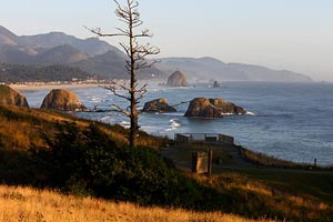 Cannon Beach, Arch Cape Attractions