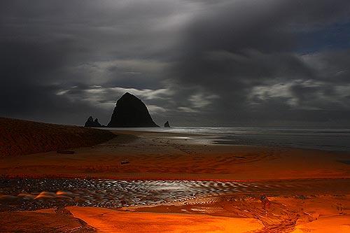 Cannon Beach Midtown Hidden Side Street Beaches Oregon Coast Virtual Tour