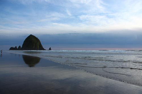 Oregon Coast King Tides Party and Retrospective at Cannon Beach