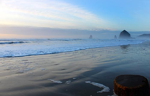 Cannon Beach Now Third Town on Oregon Coast with Beach Wheelchairs