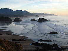Oregon Coast Travel Guide Attractions Virtual Tours