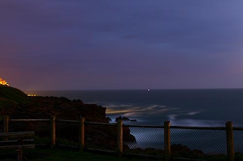 Nocturnal Revelations at a Secret Oregon Coast Spot
