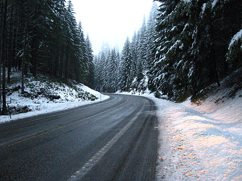 Heavy Ice / Snow for Oregon Coast Range, Valley, Even Beaches