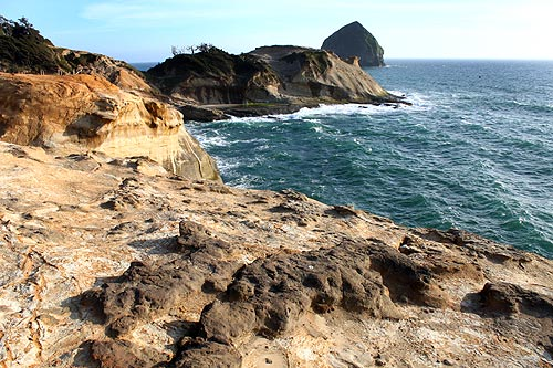 One of the state's most popular attractions is Cape Kiwanda on the north Oregon coast
