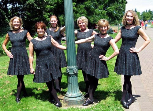 Oregon Coast St. Patrick's Party is Dinner and a Celtic Show