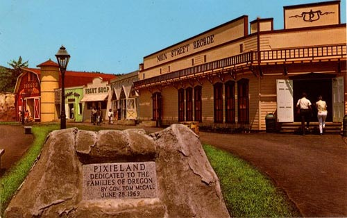 weird tales of pixieland central oregon coast history part i