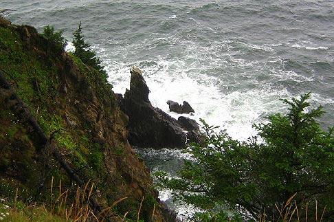 Pulpit Rock near Manzanita