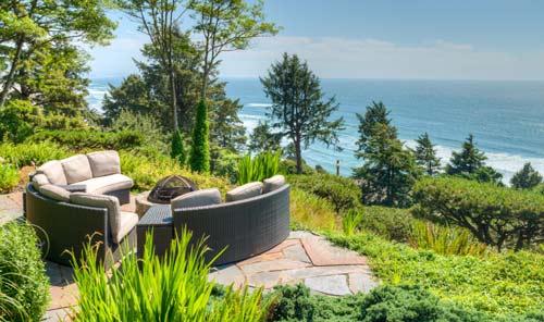 Sunset Vacation Rentals in Manzanita: N  Oregon Coast