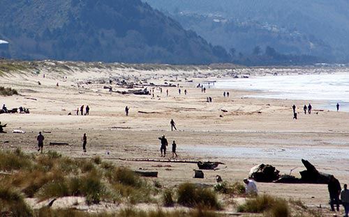 The Beaches Of Manzanita Are Perfect For Those Who Like Long Stretches Clean Sand With A Host Amenities Nearby Plus It Goes On Over Two Miles To