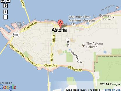 Astoria, Warrenton, Gearhart Virtual Tour   Pictures, maps