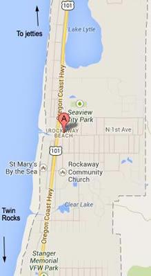Manzanita, Rockaway Beach, Nehalem Bay, Wheeler Virtual Tour