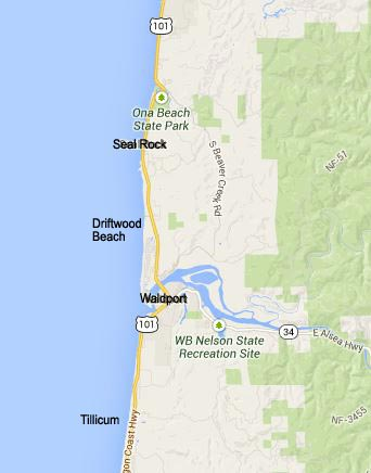 Waldport & Seal Rock Virtual Tour   On the Oregon Coast