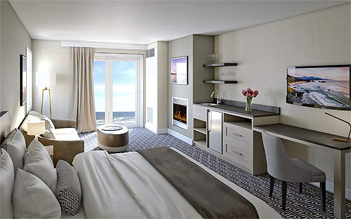 new rooms at Inn at Nye Beach, Newport