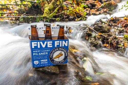 Drink a Beer – Save a Fish on N. Oregon Coast
