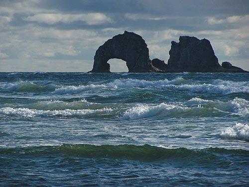 Rockaway Beach Still An Oregon Coast