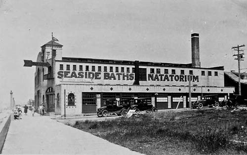 One natatorium in Seaside became the Seaside Aquarium