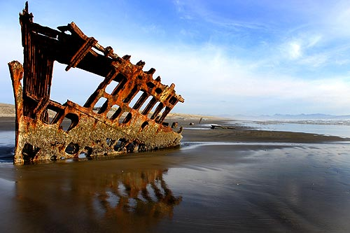 More To History Of Oregon Coast S Peter Iredale Than Just