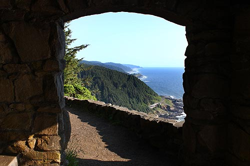 Oregon Coast Surprises: Weird, Hidden Aspects of Cape Perpetua Near Yachats