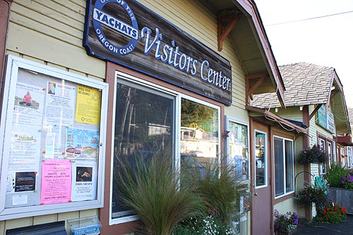 Photo of Yachats Visitor Center, Chamber of Commerce